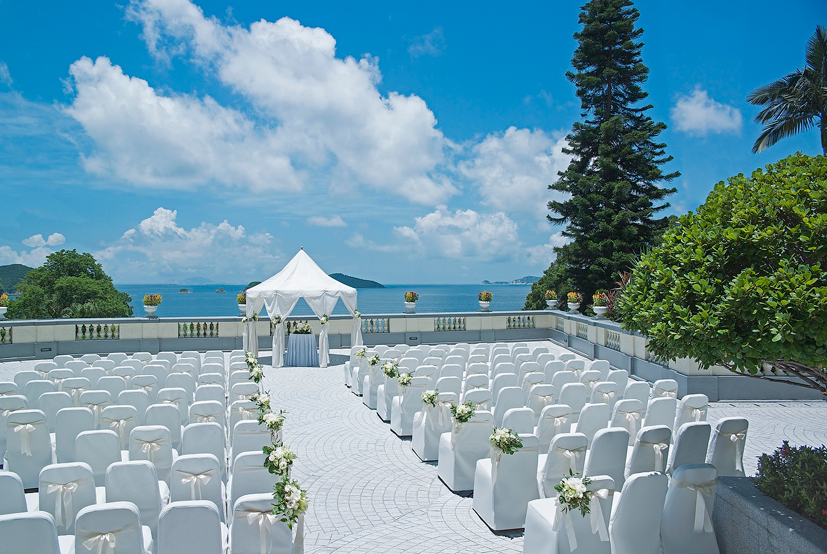 The Repulse Bay Weddings - Seaview Terrace
